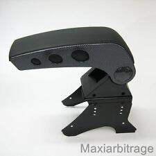 Bracciolo Consolle centrale universale per SCARABEO DI VOLKSWAGEN VW CADDY FOX