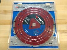 Concut Diamond Products Model PDS- Combo-14 Concrete/Ashpalt Cutting Blade