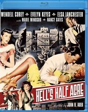 Hell's Half Acre (Wendell Corey) Region A BLURAY - Sealed