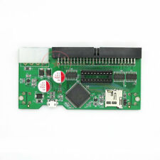 "NEW SCSI 2sd 3.5"" 50-pin SCSI AU SD Card Adapter"
