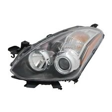 Driver Left Halogen Headlight Assembly TYC for Nissan Altima Coupe 2010-2013