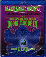 BLACK LABEL SOCIETY the european invasion doom troopin´  -live-  Blu-ray NEU OVP