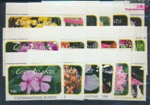 Cookinseln 1618-1635 MNH 2010 clear brands: Plants (8610138