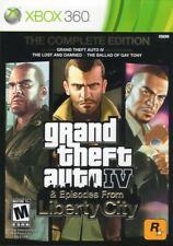 Grand Theft Auto IV -- Complete Edition (Microsoft Xbox 360, 2010)