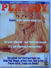 Playboy NL 11/1993,  Tatjana Simic, Carrie Westcott, Lucie Lupalova