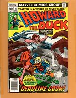 Howard The Duck #16 VF/NM