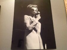MIREILLE MATHIEU - PHOTO DE PRESSE ORIGINALE 18x24cm