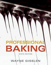 Professional Baking, Gisslen, Wayne, Good Book