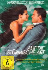 DVD NEU/OVP - Auf die stürmische Art - Sandra Bullock & Ben Affleck