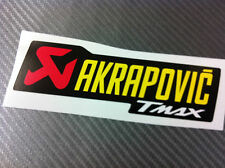 1 Adesivo Stickers AKRAPOVIC Tmax T max resistente al calore