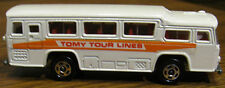"Vintage tomica TOMY FUJI SEMI-DECKER BUS #41 S-1/148 ""TOMY TOUR LINES"" Near Mint"
