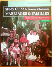 Lamanna & Riedmann's Marriages & Families Ninth (9th) Ed. by Kenrick S. Thompson