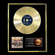 MUMFORD AND SONS BABEL CD GOLD DISC FREE P+P!