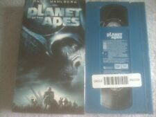 Planet of the Apes (Vhs, 2001)