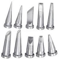 10Pcs Soldering  Set for Weller WSD81 WSP80 WD1000 WP80 LT Soldering Iron