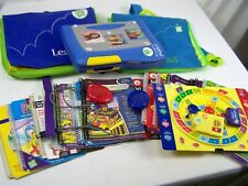 LeapPad Learning System PlusWriting Bundle Math Reading Batman Science Puzzles