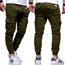 Jack & Jones Jeans Hose Paul WARNER  Anti-Fit Cargohose Khaki/Braun/Schwarz NEU