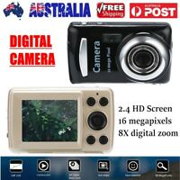 2.4HD 1280P Screen Digital Camera 16MP Anti-Shake Face Detection Camcorder