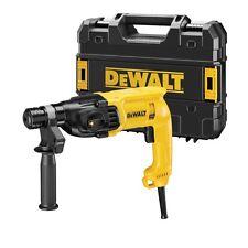 Tassellatore SDS-Plus 3 modalità 22 mm 710 Watt modello D25033K-QS marca DEWALT