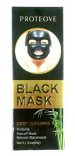 Proteove Purifying Peel-off Black Mask Removes Blackheads