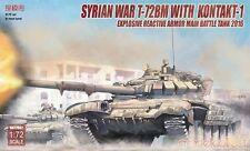 Model Collect UA72082 1/72 Syrian War T-72BM w/Kontakt-1 Armor 2016