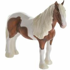 John Beswick Vanner Pony Skewbald Figurine JBH50 in Branded Gift Box
