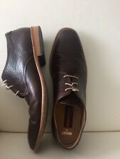 * Lloyd  Herriot Brown Leather Dress Shoes 9D Made in Germany