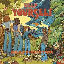 Help Yourself - Reaffirmation: An Anthology 1971-73 [New CD] UK - Import