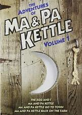 The Adventures of Ma & Pa Kettle: Volume 1 1947 2DVD (4 Movies) Marjorie Main