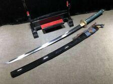 High Quality Japan Sword Samurai Katana Razor Sharp Clay Tempered Folded Steel