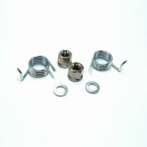 MG-Rover ZR 105 120 2x Rear Brake Caliper Return Springs & Nuts HBR309-A5
