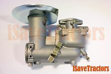 Carburetor Briggs & Stratton cast iron engine Large Flo Jet Choke Style B