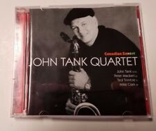 JOHN TANK QUARTET CANADIAN SUNSET (CD 2001 MONTREUX JAZZ LABEL)