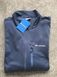 Men's Columbia Outdoor Elements Fleece / Jackets - Size Large BNWT