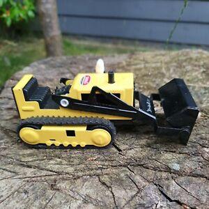 Vintage Tonka Bulldozer tiny tonka Bulldozer front loader tonka toy