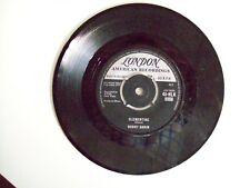 "45 RPM RECORD. ""BOBBY DARIN"" (CLEMENTINE/DOWN WITH LOVE) UK 59"