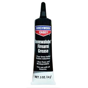 Birchwood Casey Renewalube Bio Firearm Grease 0.5 oz Squeeze Tube #45115
