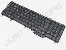 Nouveau Dell Latitude E5520 E5520m suédois finlandais clavier tangentbord win 8 031cwt