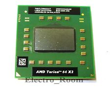 HP dv6000 AMD Turion 64 x2 1.6 TMDTL50HAX4CT Laptop CPU Soc S1 512KB Cache 800M