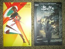 LOT OF 2 BUFFY THE VAMPIRE SLAYER 1 VARIANT & REG - COMBINED SHIPPING - NM+