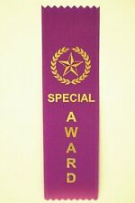 Lot Of 100 Special Award Ribbons (School, Contest, Sports)