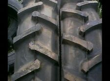 TWO 23.1x26 FORD JOHN DEERE 12 ply Tubeless R 1 Bar Lug Rear Tractor Tires