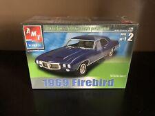 AMT 1:25 1969 Pontiac Firebird Model Kit *Sealed*