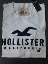 HOLLISTER T-Shirt Logo Graphic Tee Size M