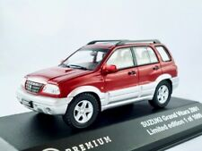 Suzuki Grand Vitara  2001-2005  rot metallic    /  Triple 9 Premium   1:43