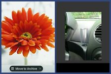 Genuine VW Beetle Cabrio Cabriolet Bettle New Flower Vase 1C08584616TP