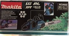 Makita XCU03Z 36 volt 18x2 BL Brushless cordless 14 inch Chainsaw Lith-ion NEW
