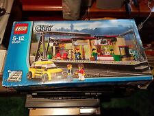 Lego 60050 City Passenger Train Station