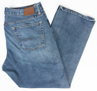 Lucky Brand 181 Relaxed Straight Leg Mens Jeans Faded Medium Wash Size 38x32