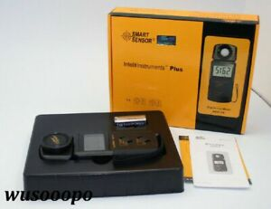 1PC NEW Smart Sensor AR813A Digital Light Lux Meter Tester